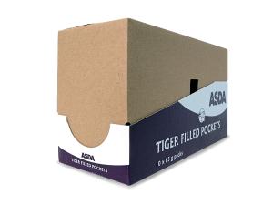 2 in 1-Verpackungen - Optimaler Transportschutz - Verkaufsverpackung - Gute Produktvermarktung