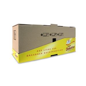 2 in 1-Verpackungen - Praktische Kartons mit Applikationen zum Öffnen - Produktschutz, Produktpräsentation