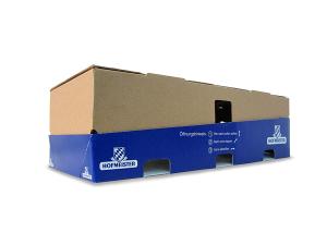2 in 1-Verpackungen - Verkaufsverpackung - Transportschutz