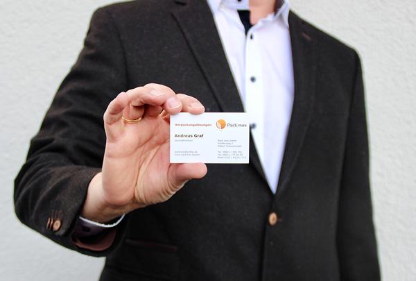 Kontakt Pack mas GmbH - Verpackungslösungen aus Tirschenreuth, Andreas Graf