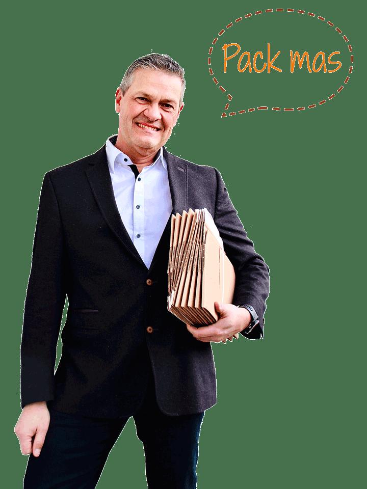 Pack mas GmbH - Verpackungen aus Tirschenreuth, Andreas Graf