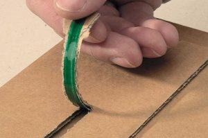 Versandverpackung Universal - Aufreißfaden für sicheres Öffnen