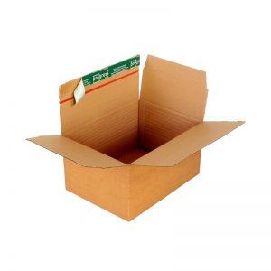 """Flixbox Vari """"Premium"""" - Stabile und praktische Kartons aus brauner Wellpappe"""