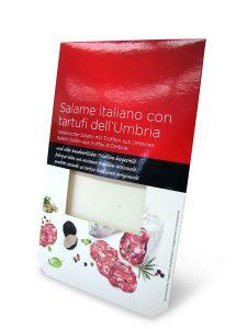 Faltschachteln mit Fenster - Verpackungen aus bedruckter Vollpappe - Lebensmittel