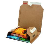 Universal-Versandverpackung - Packmittel aus stabiler Wellpappe