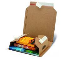 Universal-Versandverpackungen - Rondoll - Versand von Büchern - Stabile Wellpappe
