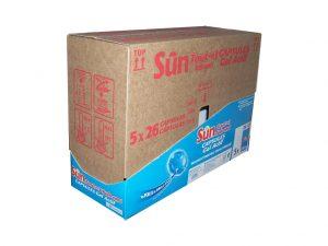 2 in 1 Verpackungen - Versandkarton - Produktpräsentation, Produktschutz